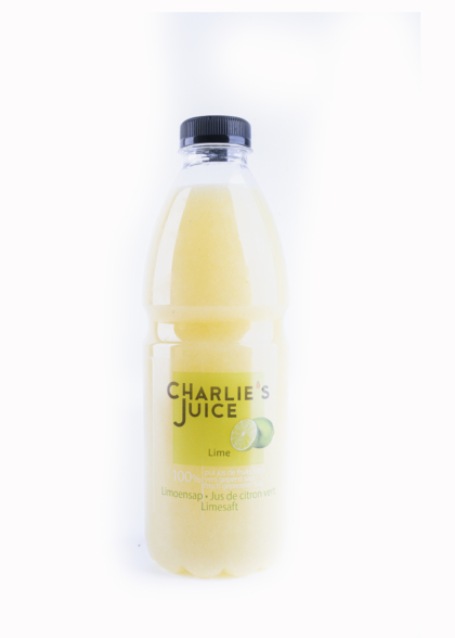 The Juicy Group - Pure - Jus de citron vert - HPP Pure 1L.