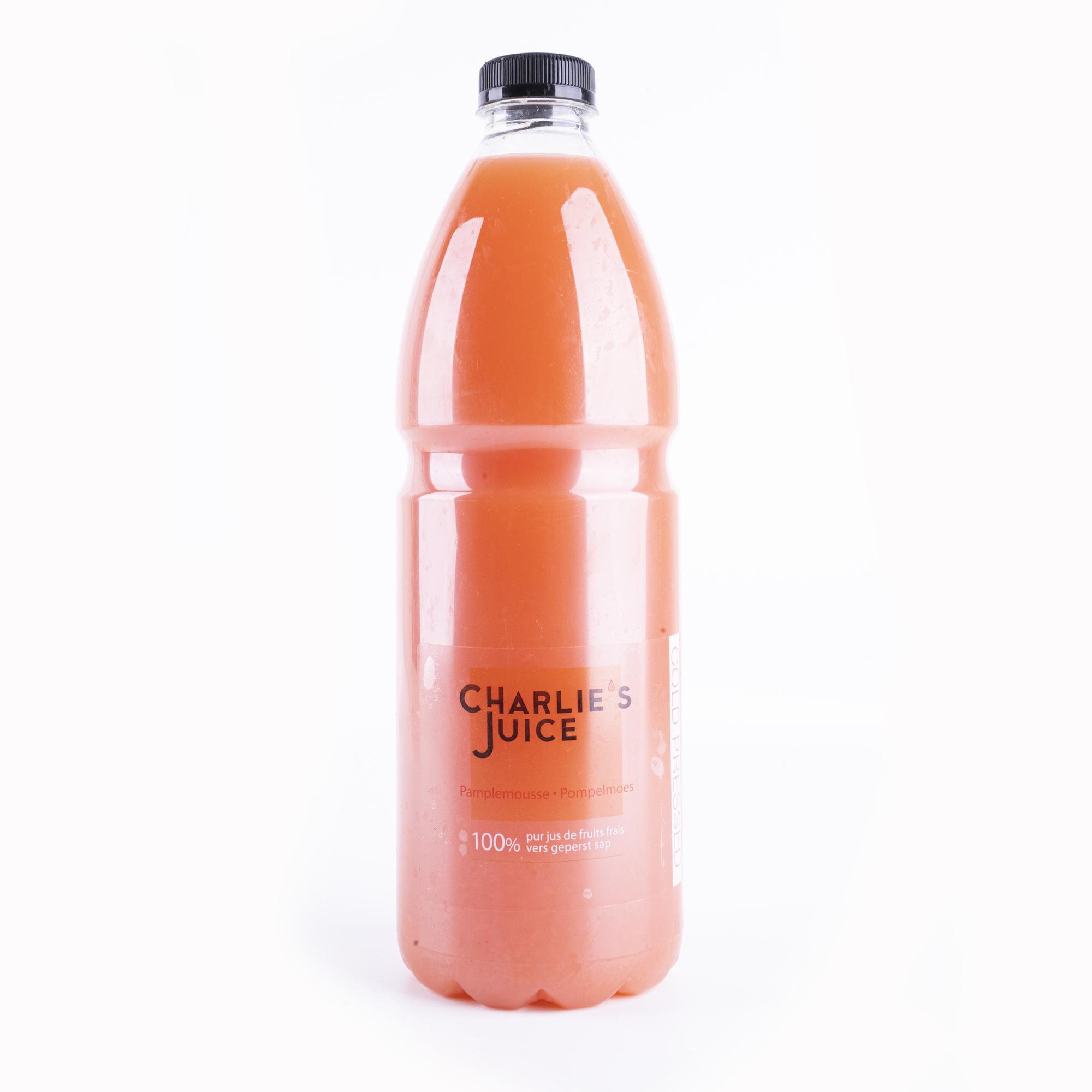 The Juicy Group - Charlie's Juice - Jus de multifruits - HPP Pure 2L.
