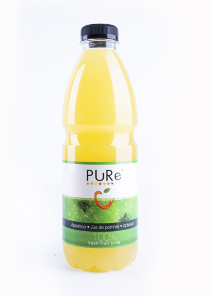 The Juicy Group - Pure - Jus de pomme - Pure HPP 1L