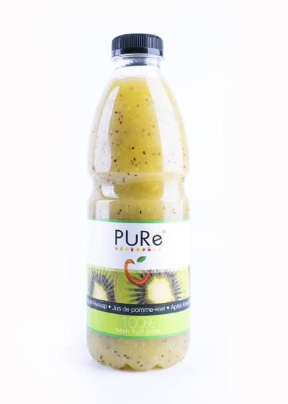 The Juicy Group - Pure - Jus de kiwi - Pure HPP 1L.