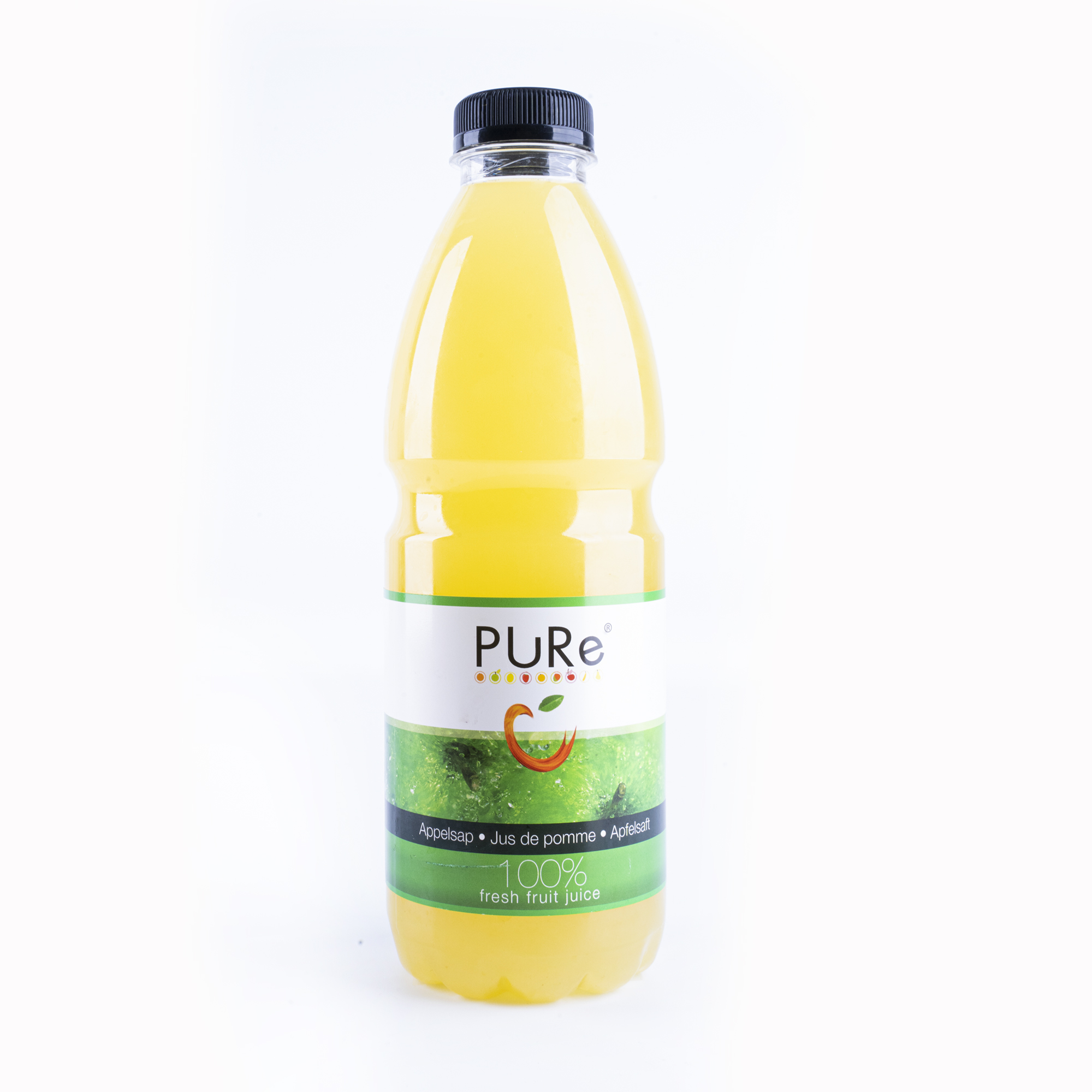 The Juicy Group - Pure - Sap van appel - Pure HPP 1L