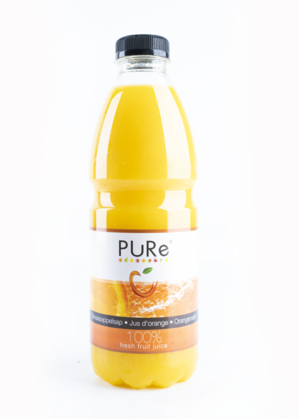 The Juicy Group - Pure - Jus d'orange - Pure HPP 1L