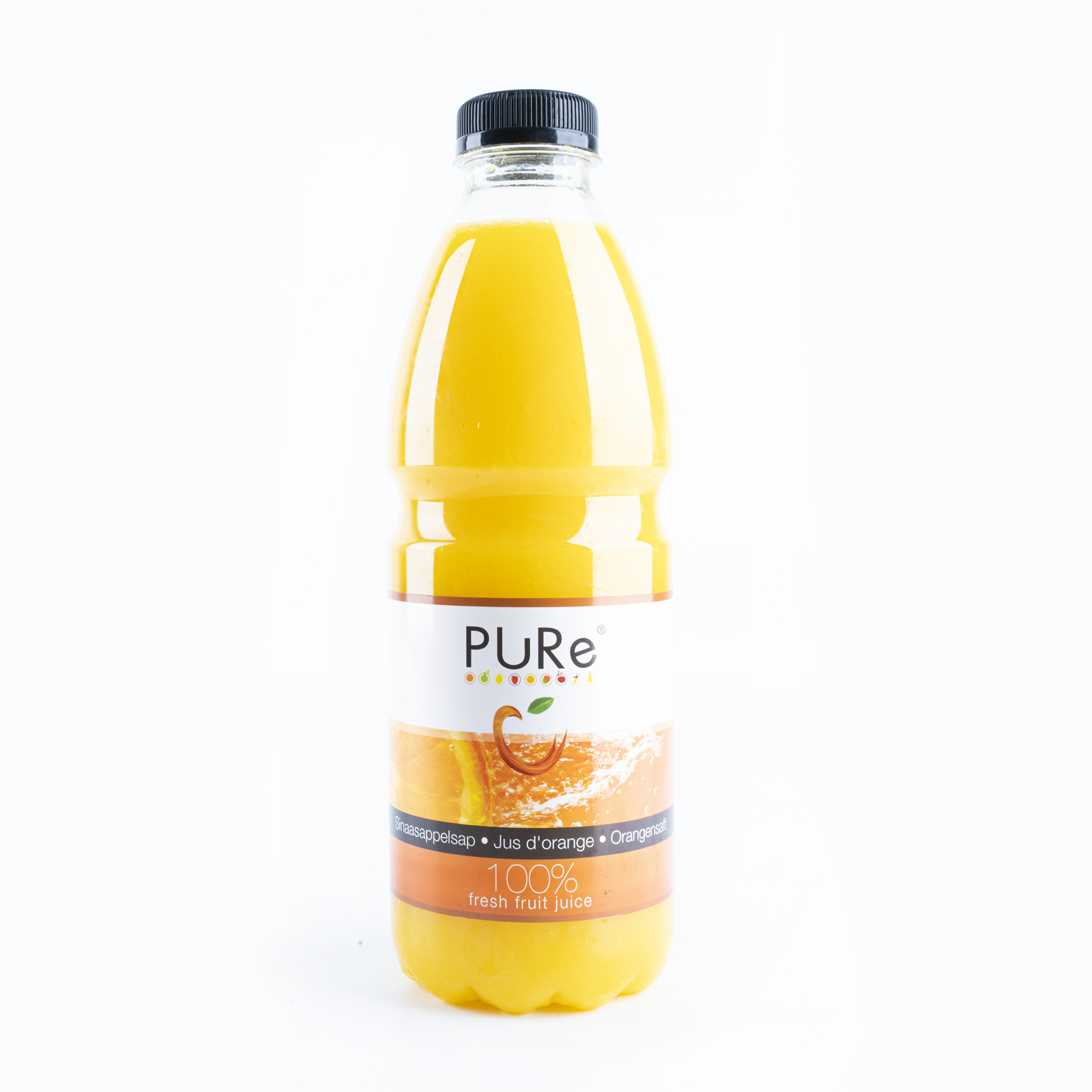 The Juicy Group - Pure - Sap van sinaasappel - Pure HPP 1L.