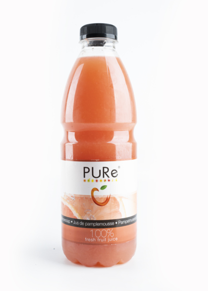 The Juicy Group - Pure - Jus de pamplemouse - Pure HPP 1L