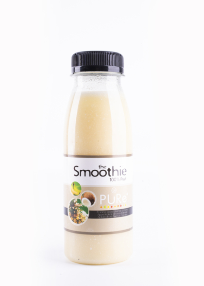 The Juicy Group - Pure - Smoothie van appel-kokos-ananas-banaan - Pure 25cl.