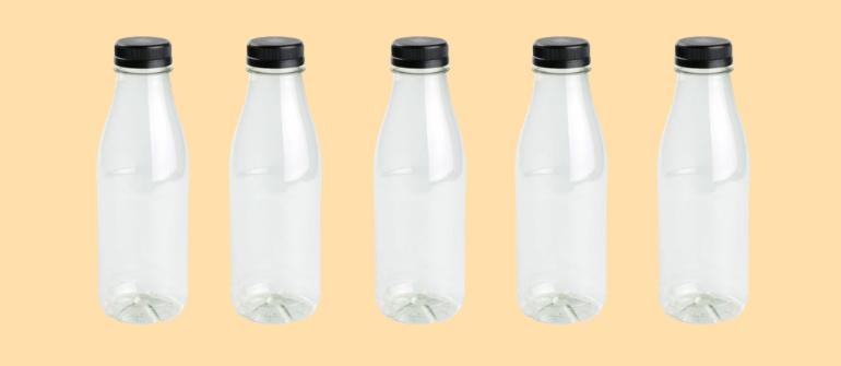 RPET bottles